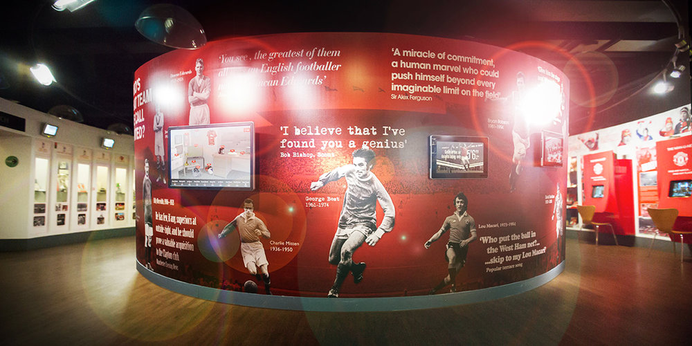Manchester United Museum & Tour Centre