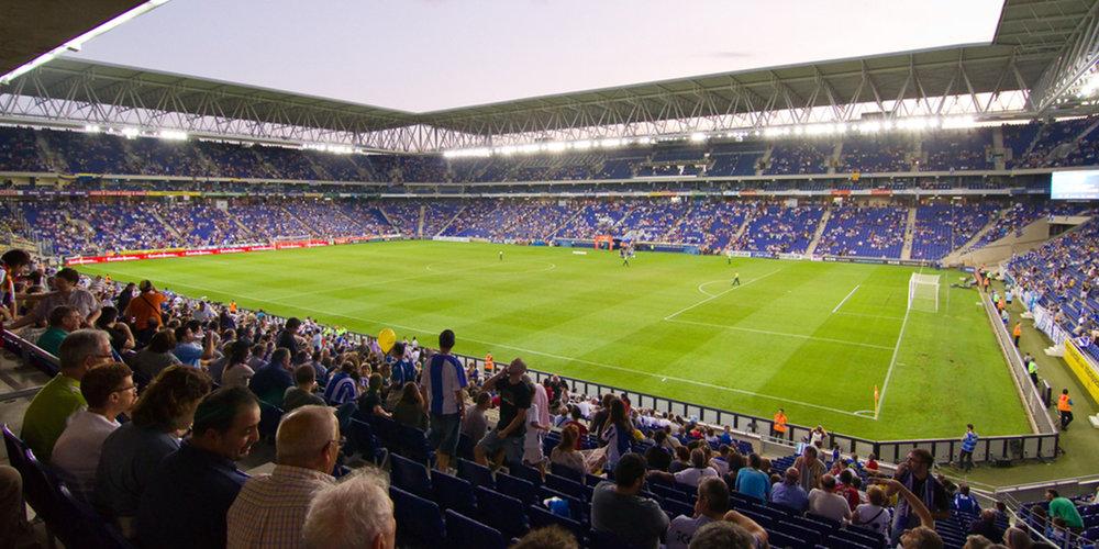 Cornella-El Prat Stadium – RCD Espanyol