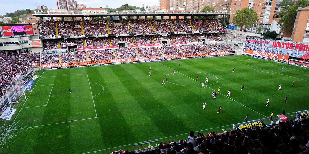 Campo de Fútbol de Vallecas - Rayo Vallecano
