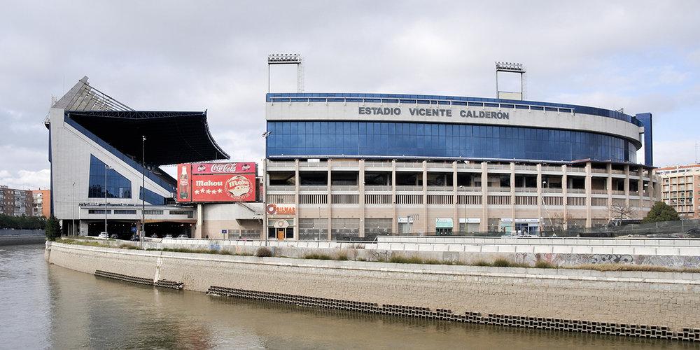 Vicente Calderón Stadium - Atletico de Madrid