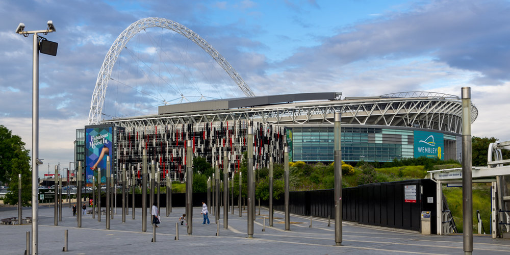 Visit Wembley Stadium