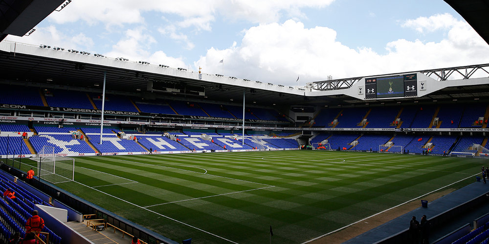 Go to a game in White Hart Lane