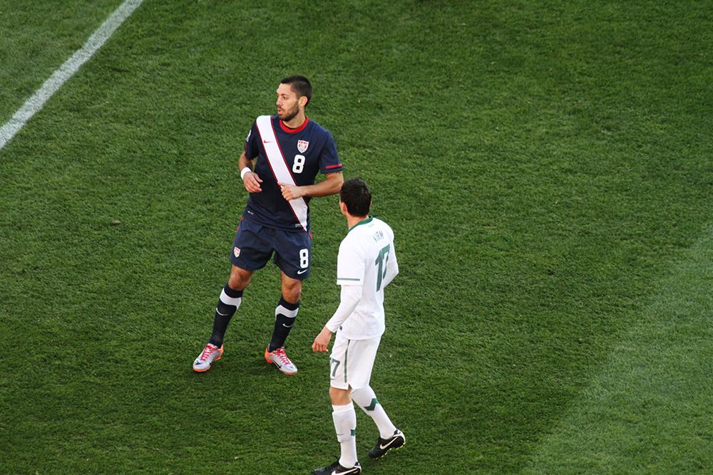 Final score: USA 2 - Slovenia 2