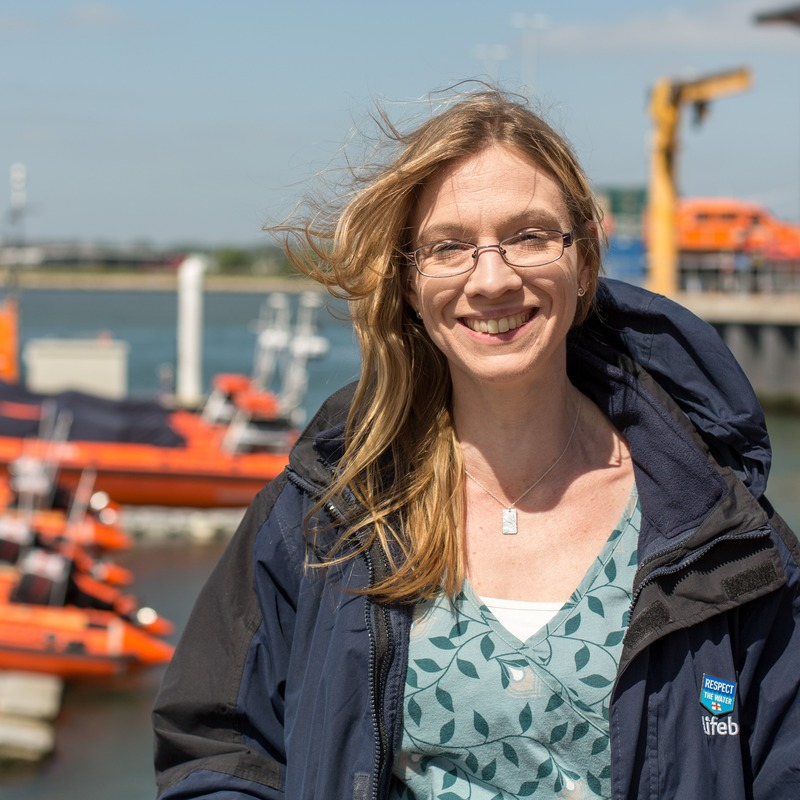 """We're always seeking to be as energy efficient as possible, looking at renewables, and aiming to be carbon neutral."" VICTORIA, ROYAL NATIONAL LIFEBOAT INSTITUTION"