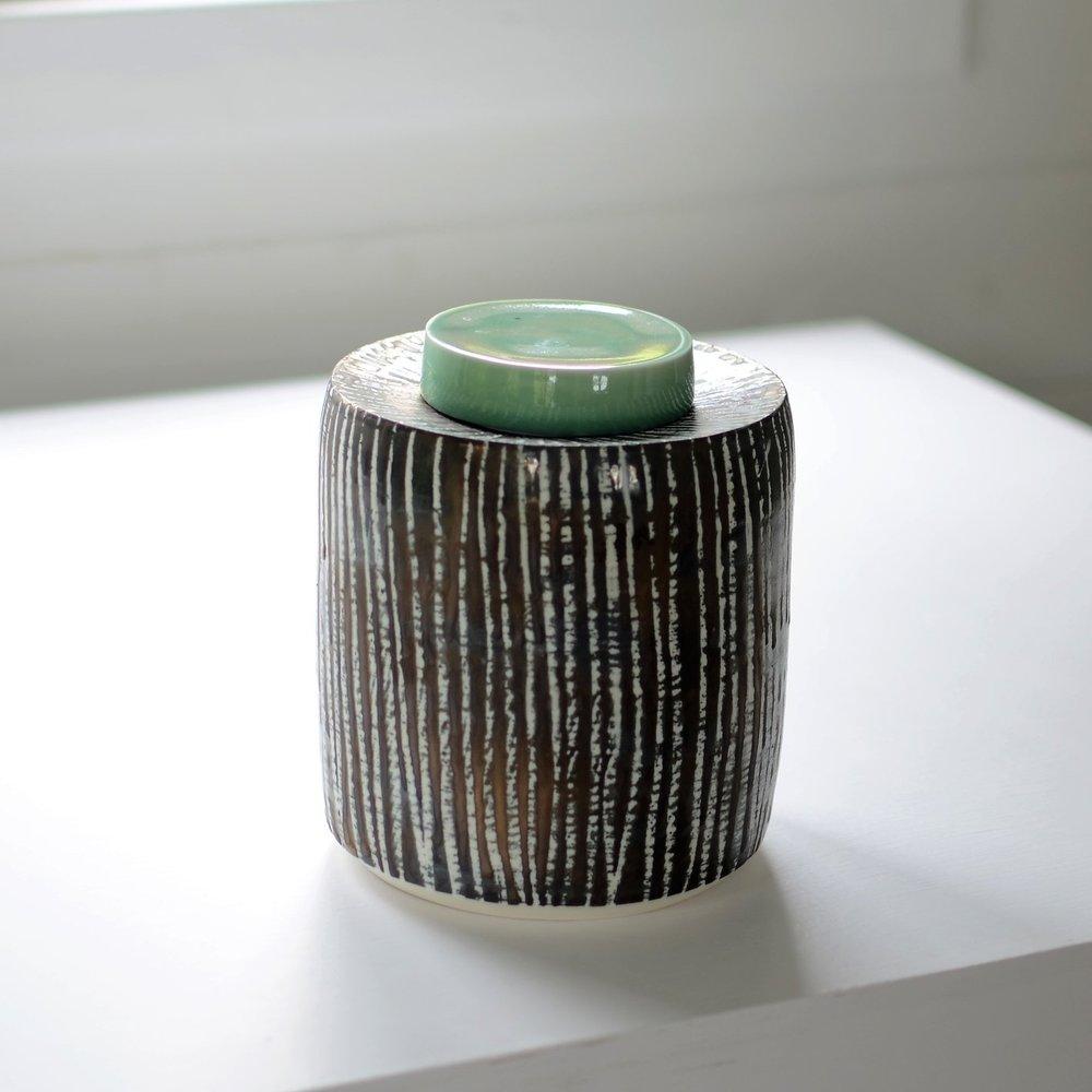 Lidded jar - aqua large.jpg