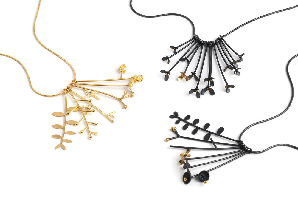 Jewellery by Laura Baxter
