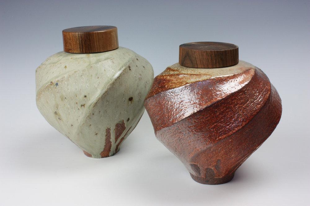Lidded Pots