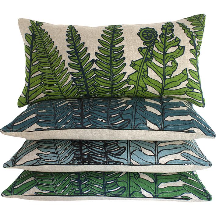 Fern Cushions