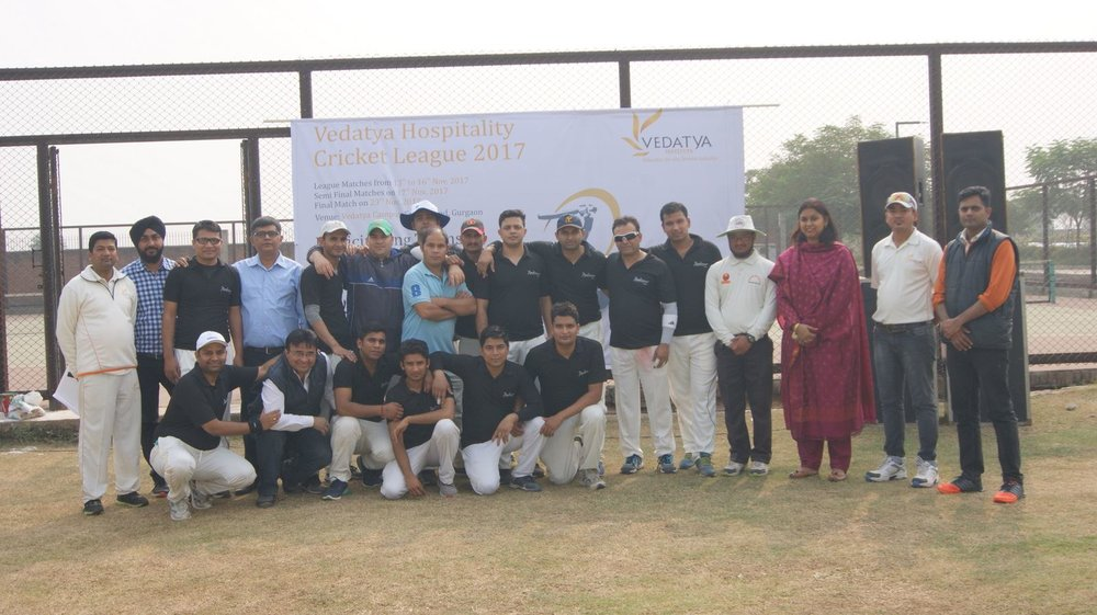 Hospitality Cricket League | 2017