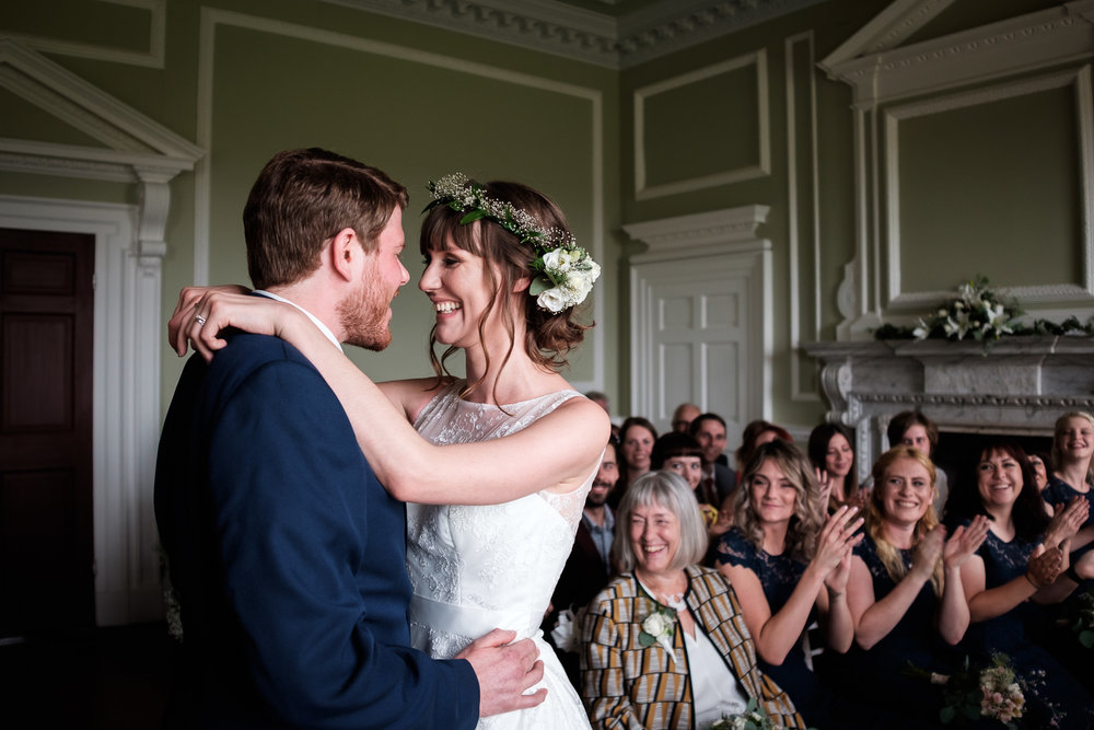 Ellen and Pete - Cusworth Hall, South Yorkshire