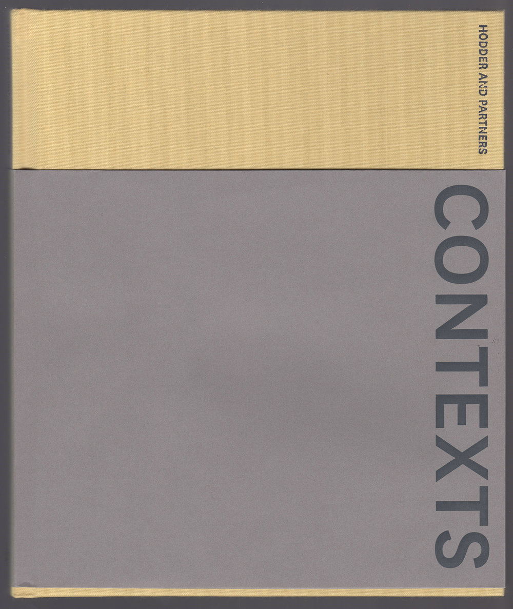 - Contexts: The work of Hodder & Partners, RIBA 2017Various projects