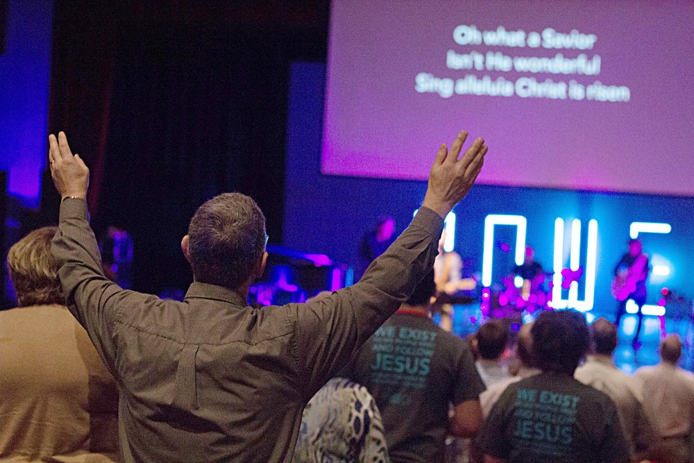 Encountering Jesus to Empower You to Impact Your World    ALL NATIONS CHURCH OMAHA    LEARN MORE