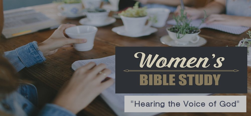 """Does God really talk to us? Can we really hear the voice of God? We often doubt if we are hearing from God until we learn to recognize the ways God speaks to us. Ladies, come and join us as we learn together about """"Hearing the Voice of God.""""   When:  Bi-weekly, starting February 13th   Time:  9:30 am – 11:30 am  Where:  Jan Fischer's – 2011 S 194 St.  Sign up:  At the Welcome Table at Church on Sunday Text or call Jan at 402-699-4365 Email  jan@harvestchurchomaha.org"""