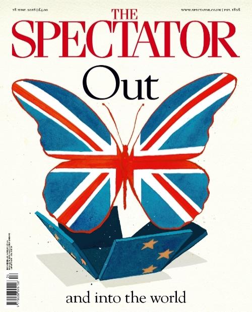 The Spectator, 18 June 2016