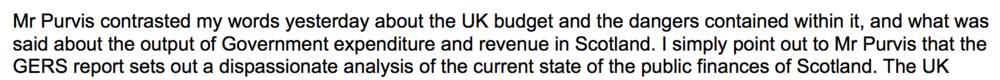 John Swinney, SNP MSP,23/06/2010