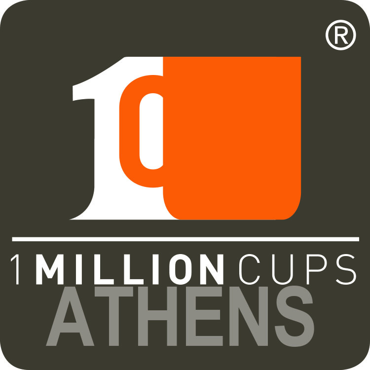 A weekly event that brings together entrepreneurs and the Athens community over coffee and conversations. -