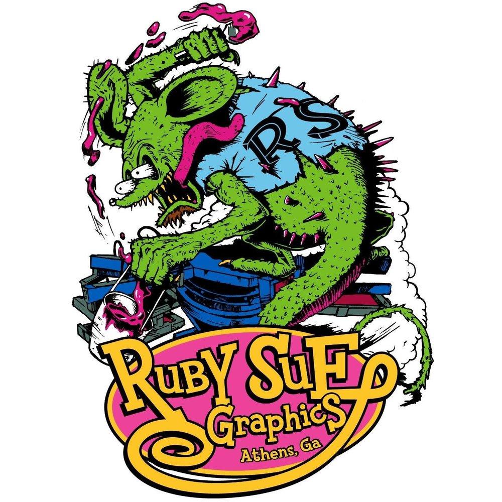 RubySueGraphics-Athens-Ga-tshirt-printer