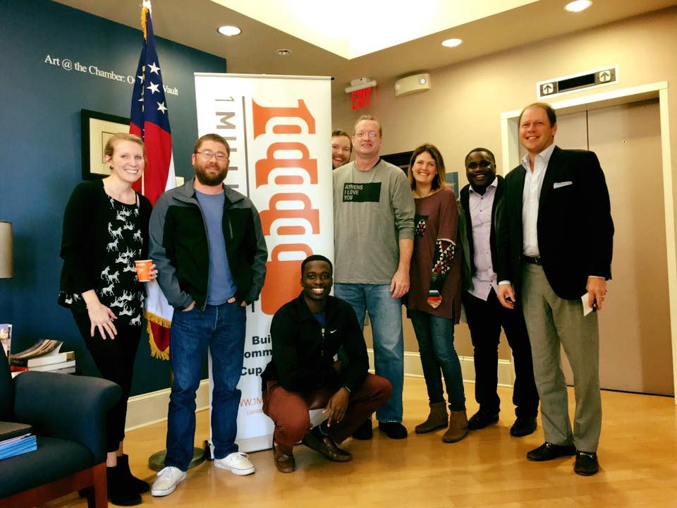 1 Million Cups-Athens-Ga
