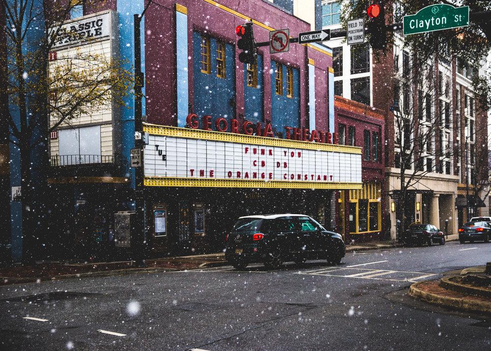 Georgia Theatre-Athens-Ga
