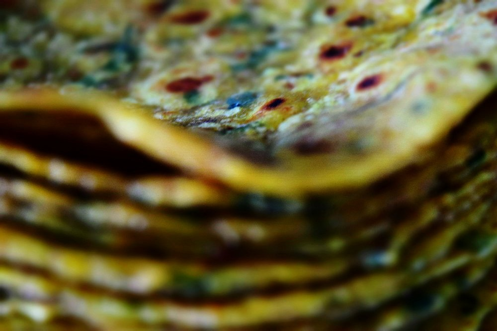 Bitesize Paratha Class £15   - Learn how to make these lightly spiced flatbreadsDuration - up to 45minutes
