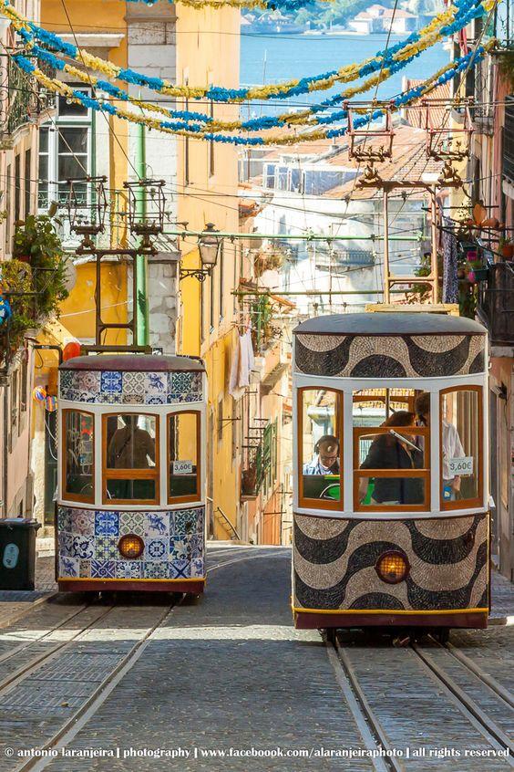 Take a tram