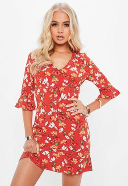 red-floral-tie-waist-mini-tea-dress.jpg