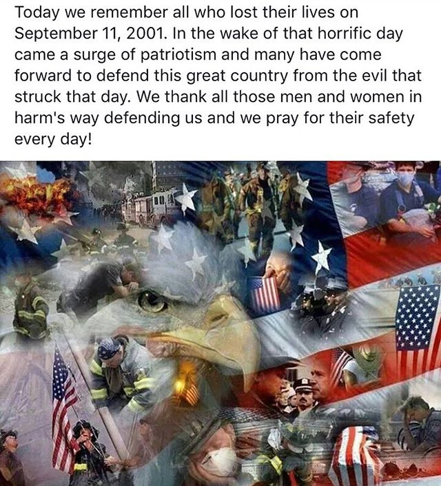 #wewillneverforget #september11