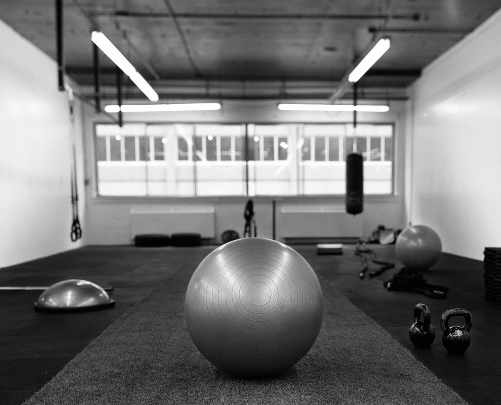 Spiral Fitness is a functional training studio located in Montreal's mile-end district - Our aim is to create a space where health and fitness are accessible to all - and especially those who don't feel at home in a traditional big gym setting. We offer small group circuit classes, personal training as well as Muay Thai and boxing.