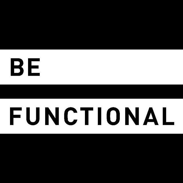 #befunctional