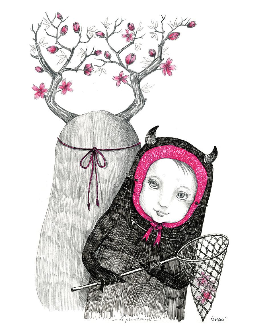 izumi_dessin_mascarade_le_printemps.jpg