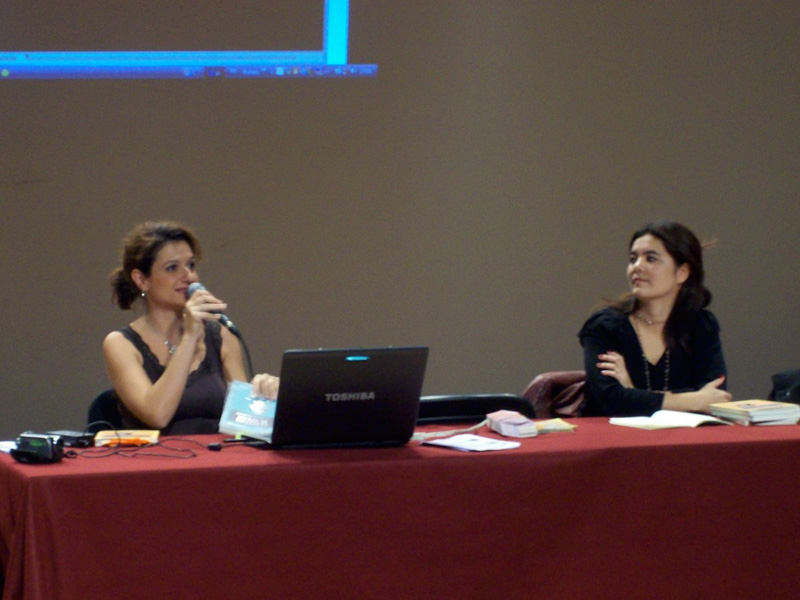 Conférence au Salon du bio à la grande halle de la Vilette