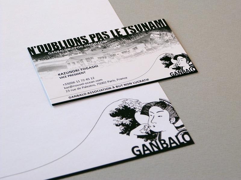 Logotype / Carte de visite / papeterie / Affiches