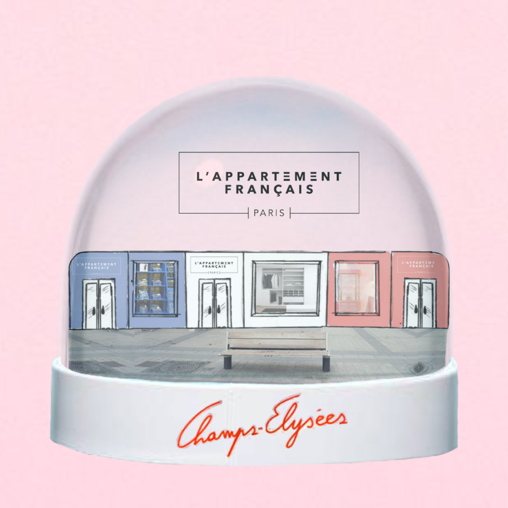 @LappartFrancais emmène le Made in France sur les Champs Elysées !@byizumi y sera ! - 26 Avenue des Champs Elysées !À partir du 16 novembre 2018 😀 🇫🇷#madeinfrance #consommerresponsable #consommerlocal #durable #mode #design #lifestyle #tousacteurs