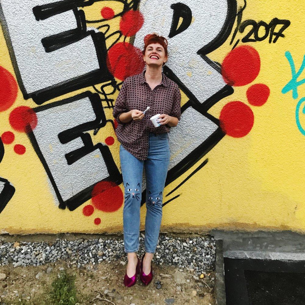 Bluse: Essentiel Antwerp