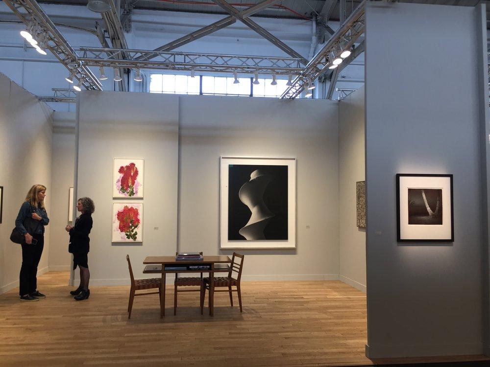Fraenkel Gallery Booth.JPG