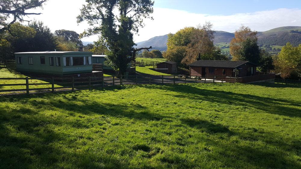Caravans - Lorton Vale Caravan