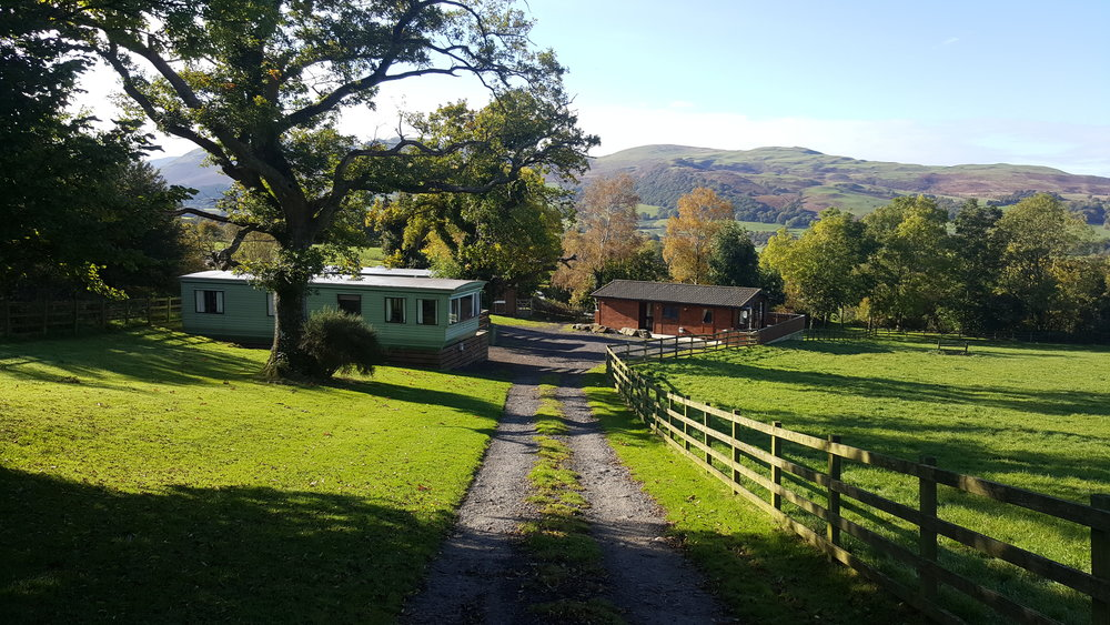 Caravans and Lodge - Lorton Vale Caravans