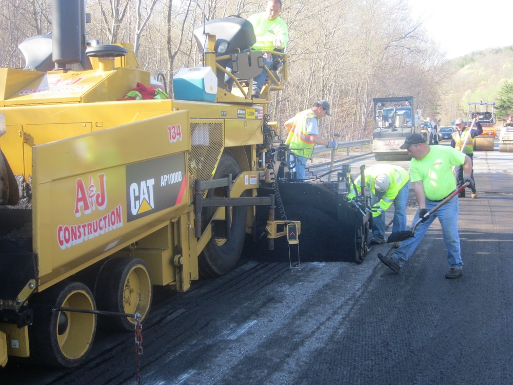 Professional paving company in Brookfield, CT