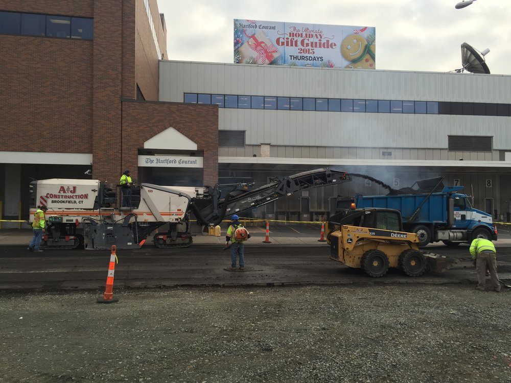 Best asphalt paving company in Brookfield, CT