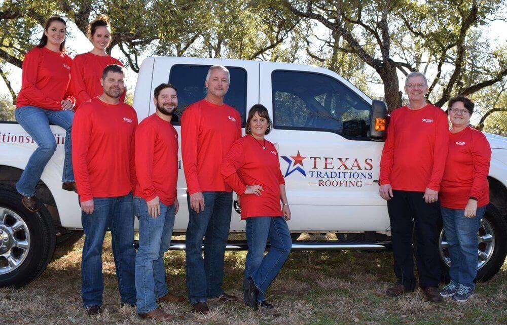 Our Team at Texas Traditions Roofing