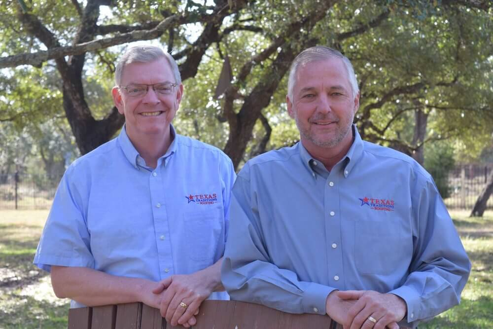 Gary Emory & Mike Pickel - Owners, Texas Traditions Roofing