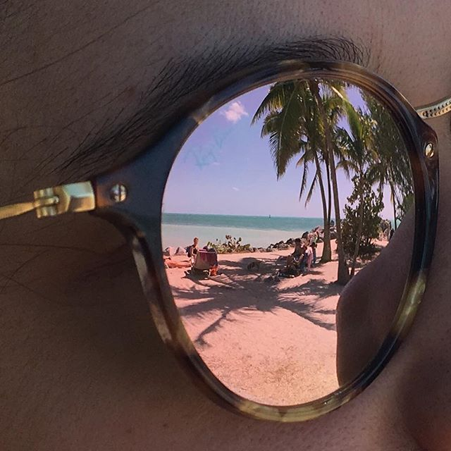 Eyestyle @ #keywest #florida #rayban #inspiration #instafashion