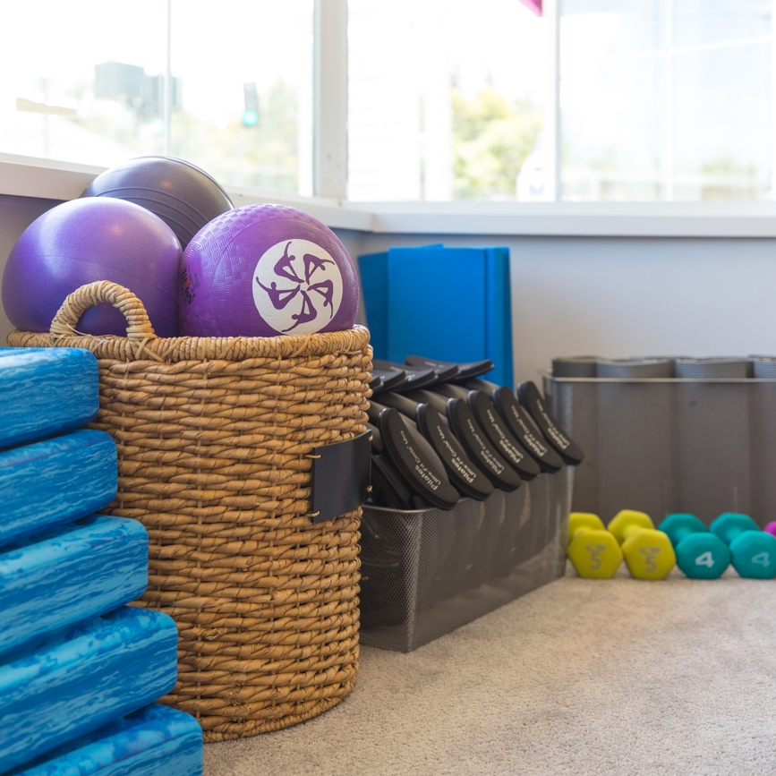 New Client 4 Private Reformer Sessions -