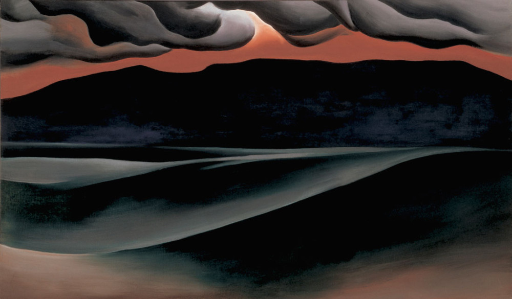 Wave, Night; 1928