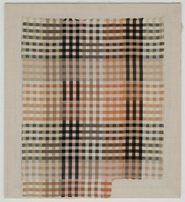 Anni Albers, wall hanging, 1925
