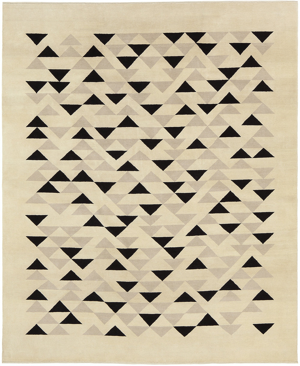 Rug from Anni Albers