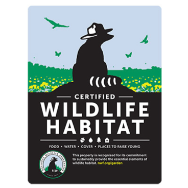 Wildlife Habitat Certification