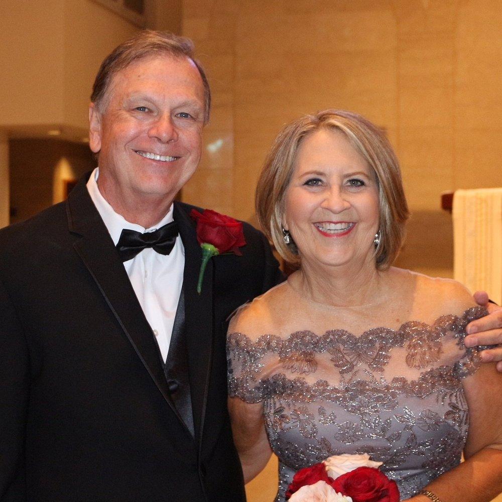 Patrick & Paula Reed