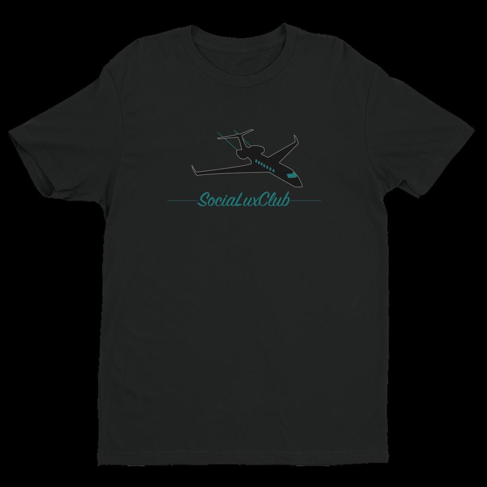 SLC Private Jet T-Shirt