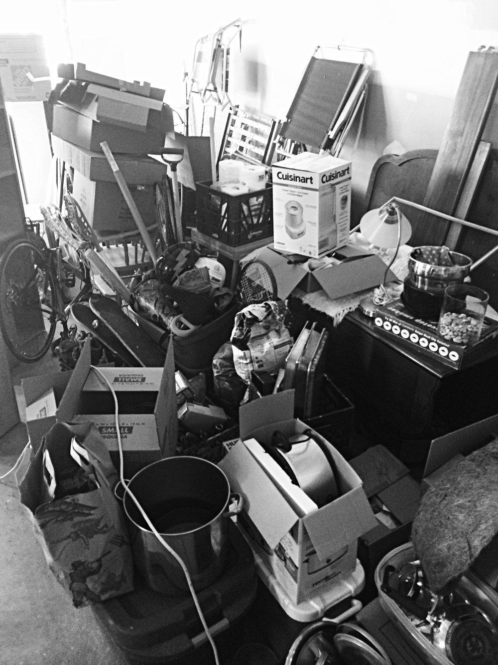 quantity of junk
